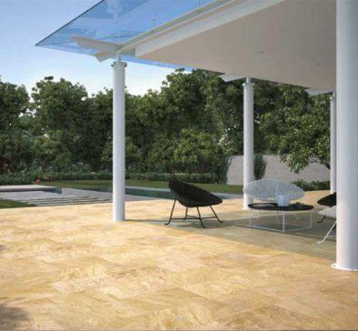 réalisation carrelage terrasse